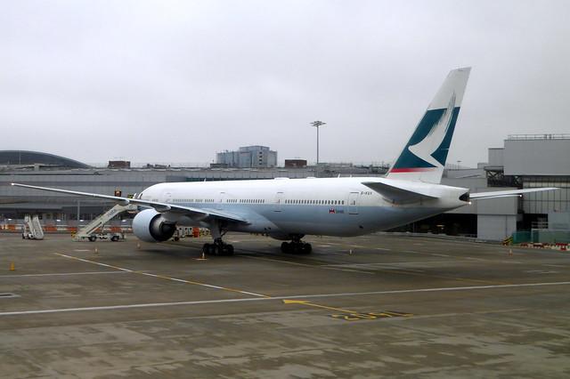 B-KQV Boeing 777-367/ER cn 41765 ln 1273 Cathay Pacific Airways Heathrow 16Feb19
