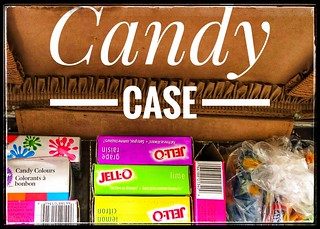 The Handwork Department & My New Candy Case | by Suzie the Foodie www.suziethefoodie.com