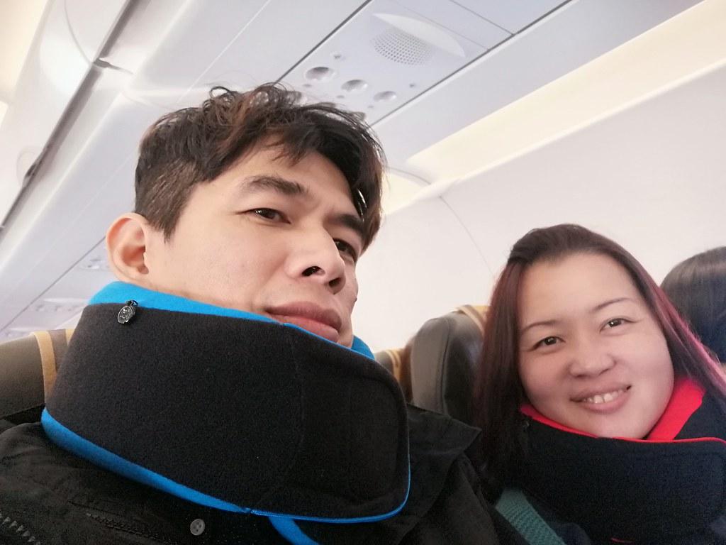 格蕾莎全家福旅行頸枕 (1)