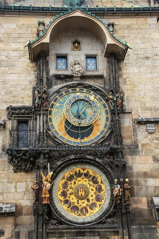 布拉格天文鐘 4