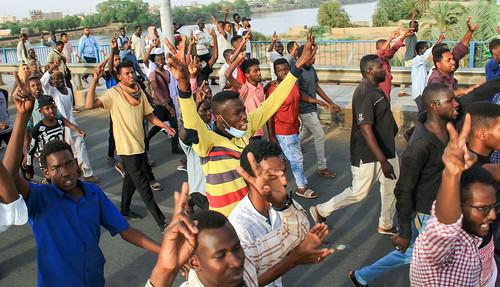 Sudan's Campaign of Nonviolent Resistance