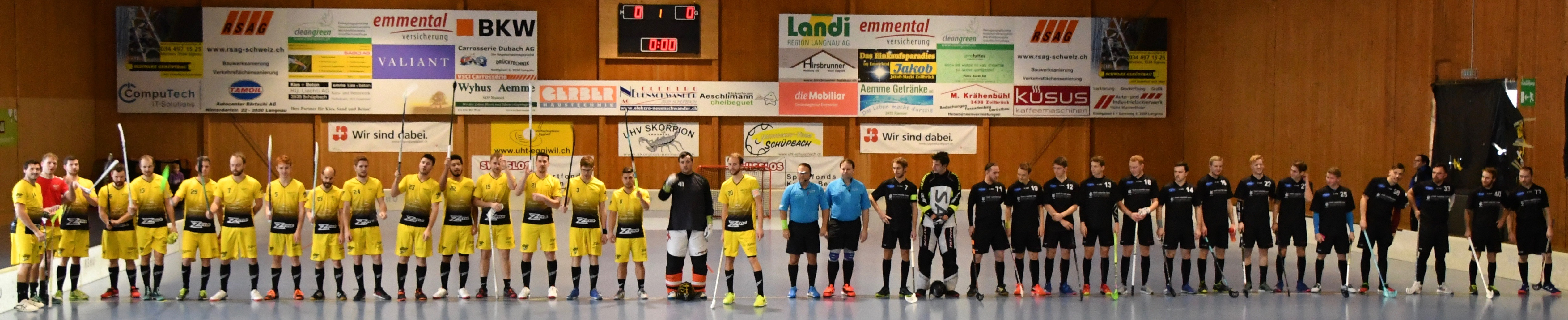 Herren ll -SC Laupen, Saison 2018/19