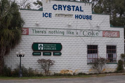 trenton gilchristcounty florida crystalicehouse