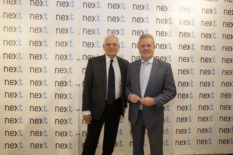 XX Foro Next: Josep Borrell, ministro de Asuntos Exteriores