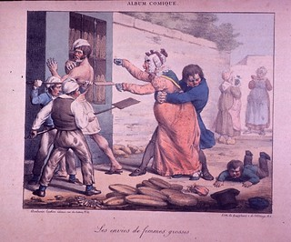 Les envies de femmes grosses   by National Library of Medicine - History of Medicine