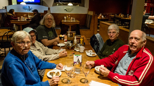 Dinner With Family   by Stephen Downes