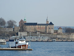 Akershus Fortress or Akershus Castle, Oslo