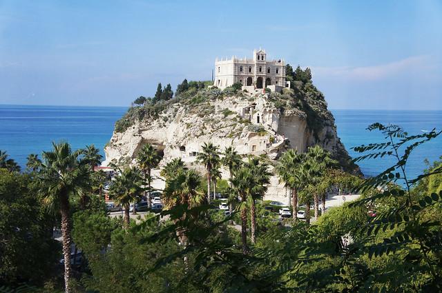 Church on the hill - Santa Maria dell'Isola