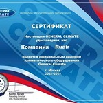 General Climate Ruair