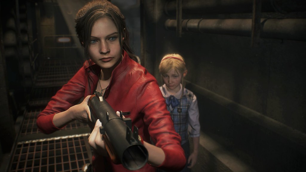 46128799884 eab548edd6 b - Editors' Choice: Resident Evil 2 Remastered ist Survival Horror in neuem Gewand