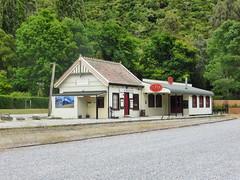 Kingston station, NZ
