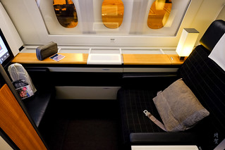 First Class Seat 2K | by A. Wee