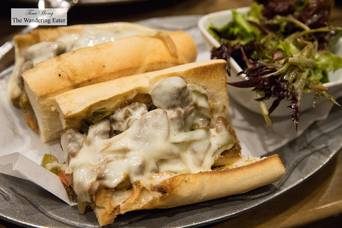 Broadway Cheesesteak | by thewanderingeater