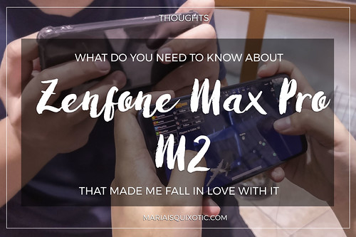 What Do You Need to Know About Zenfone Max Pro M2 | by mariaisquixoticc