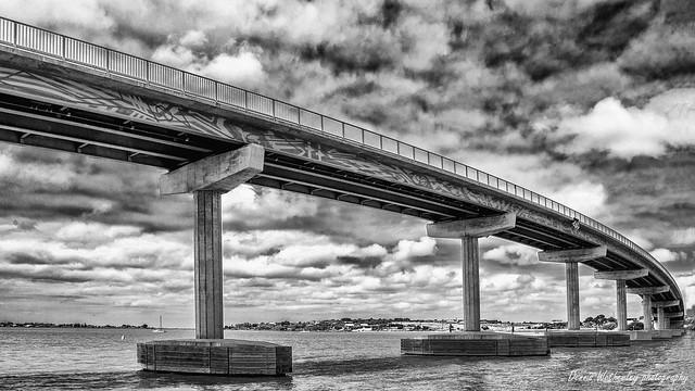 Hindmarsh Island Bridge Goolwa, SA, Australia
