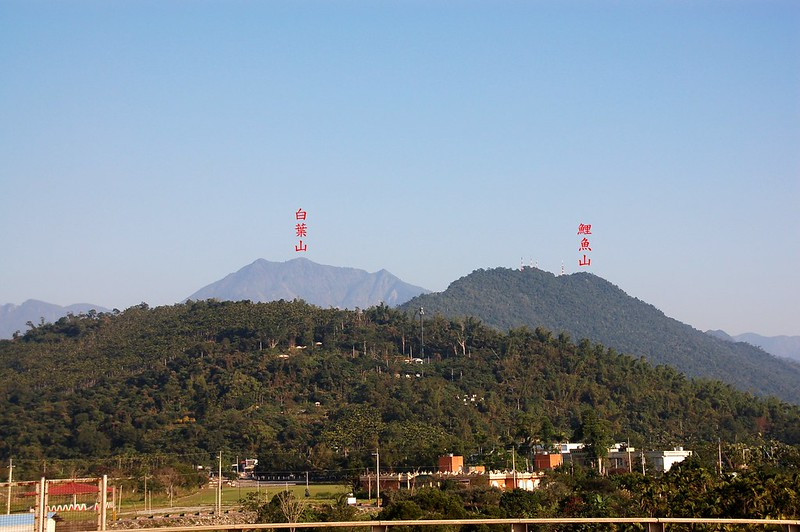 壽豐橋上觀山(西) 1