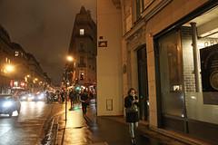 Rue La Fayette - Paris (France)