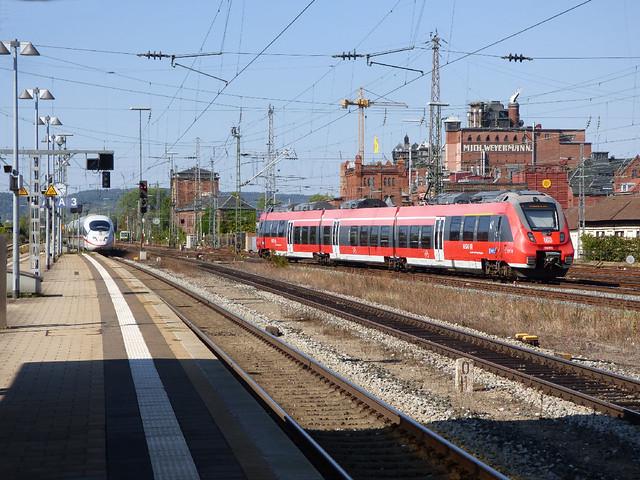 Banberg Railway Station