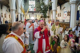 Syriac Palm Procession with The Mass, Brook Green | by Catholic Church (England and Wales)