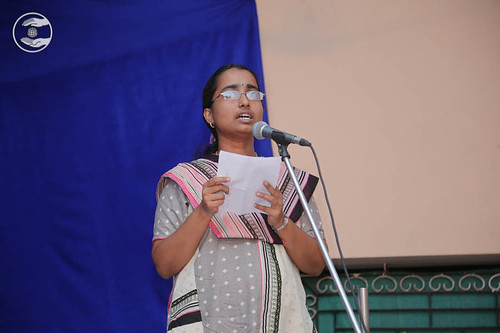 Devotional song by Divya from Trivandrum