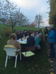 Villa Stäge Ausflug 2015