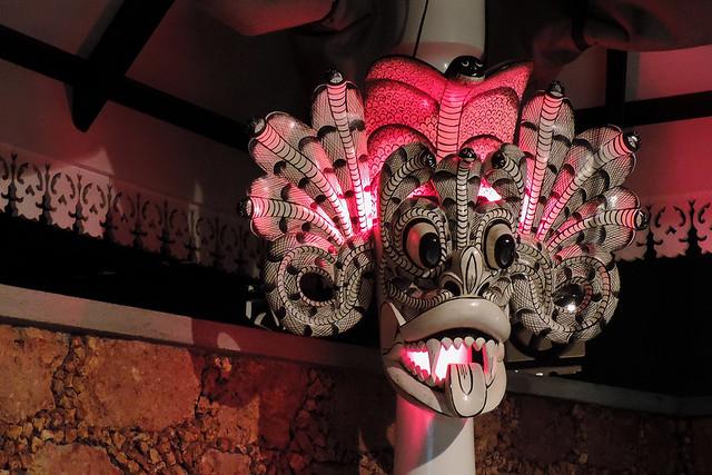 Bentota - Restaurant Mask