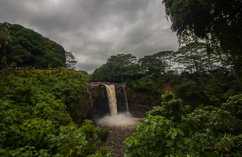 hawaii kailua kona hilo usa bigisland cataratas waterfall naturaleza nature natureza natura landscape paisaje paisagem paysage bosque forest