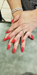 Susan Miller new acrylic nails | by susanmiller64
