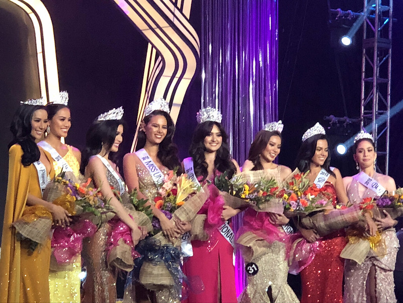 Binibining Pilipinas Queens 2018