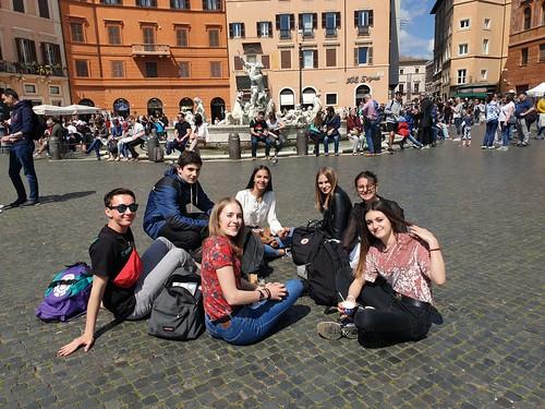 Voyage en Italie – 2nde 2019