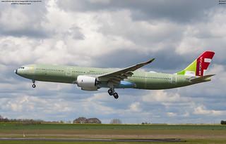 airbus A330-900 NEO TAP Air Portugal  (MDN1914) (F-WWYU), futur CS-TUL