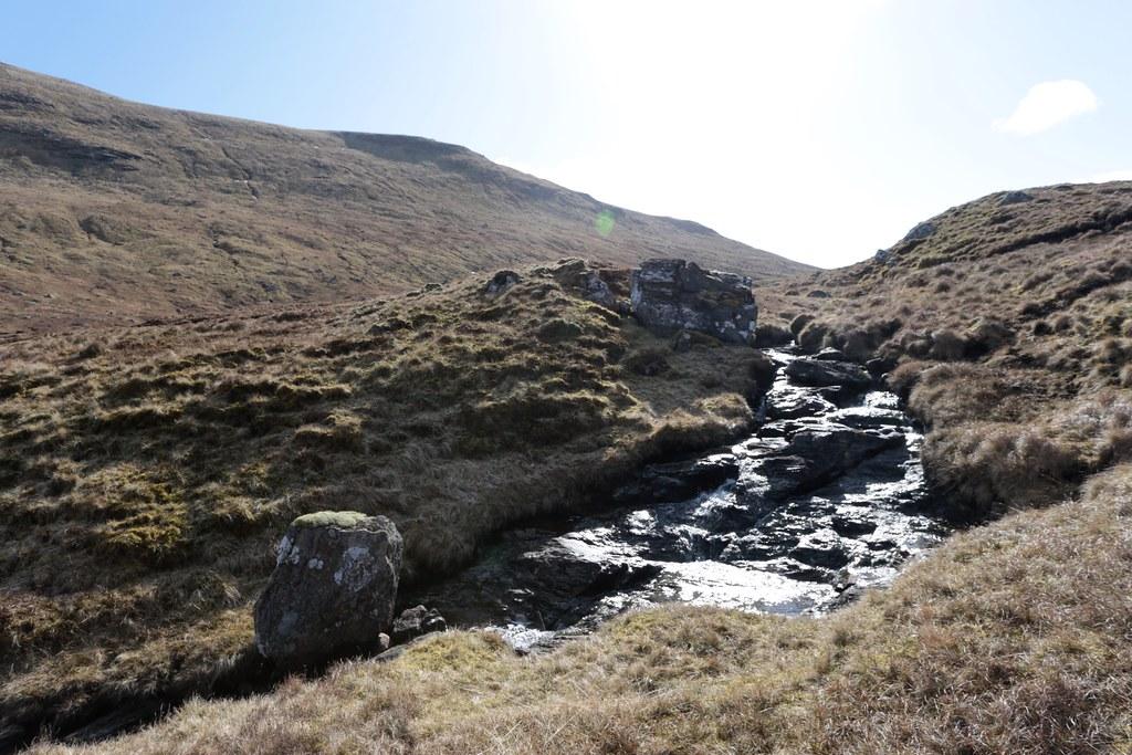 In the Lairig Luaidhe