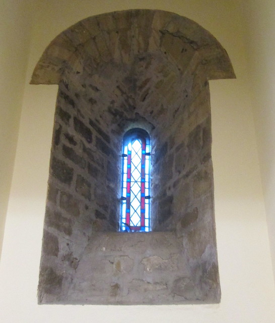 St Serf window, Dunning