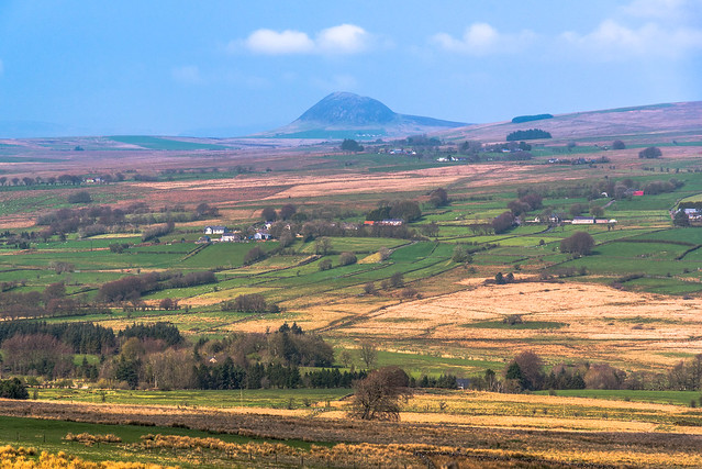 Slemish on a Hazy Afternoon I