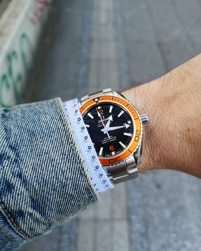 seamaster - [Vends] Omega Seamaster Planet Ocean 8500 42mm.    3200€ 47598566541_6c92951c9a_c
