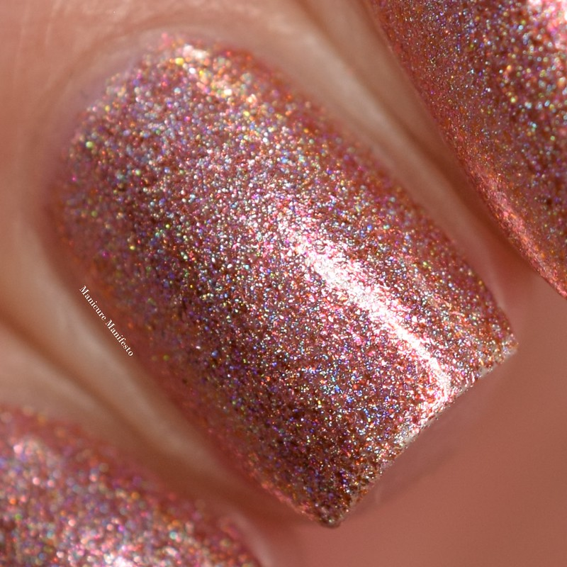 Girly Bits Girl, It's Not You swatch