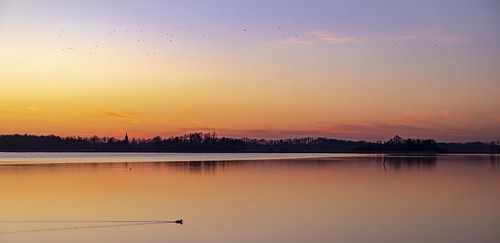 loosdrecht noordholland nederland nl sunset cffaa