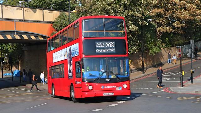 Stagecoach London - 18494 - LX06AGZ