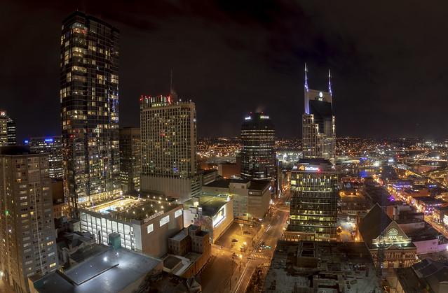 Skyline, Nashville, Davidson County, Tennessee 3