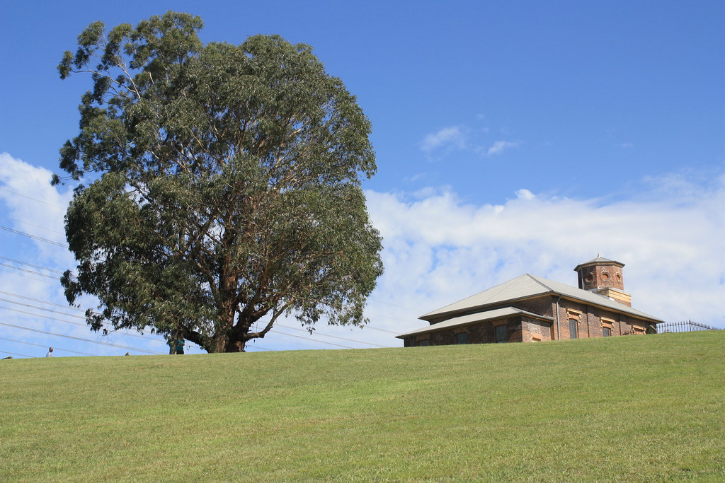 View of St Bartholomew's Church, Prospect, NSW
