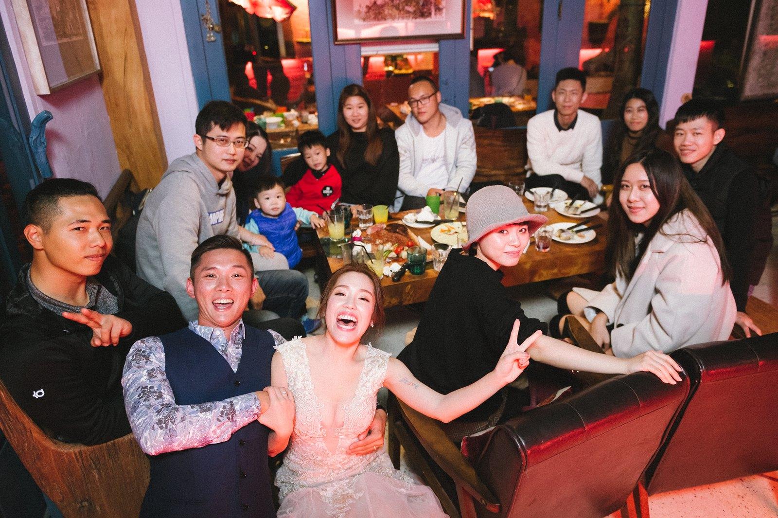 【婚攝】昆泰 & 小曼 / Luau ・ Pizza 柴寮披薩