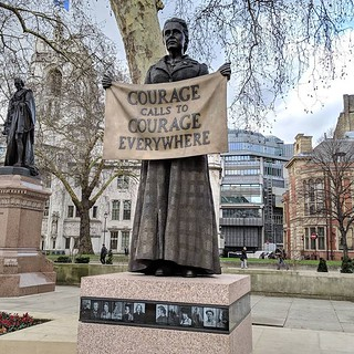 Millicent Fawcett | by Dave Cross