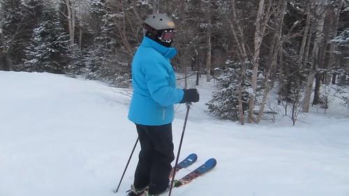 2019 canonpowershots95 february2019 justsue skiing snow stowe sue vermont video winter