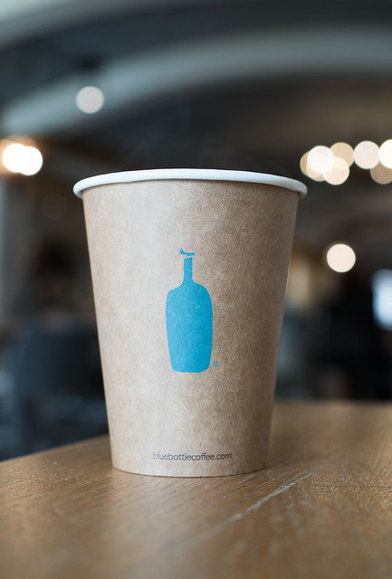 Finally tried this overrated coffee, Blue Bottle