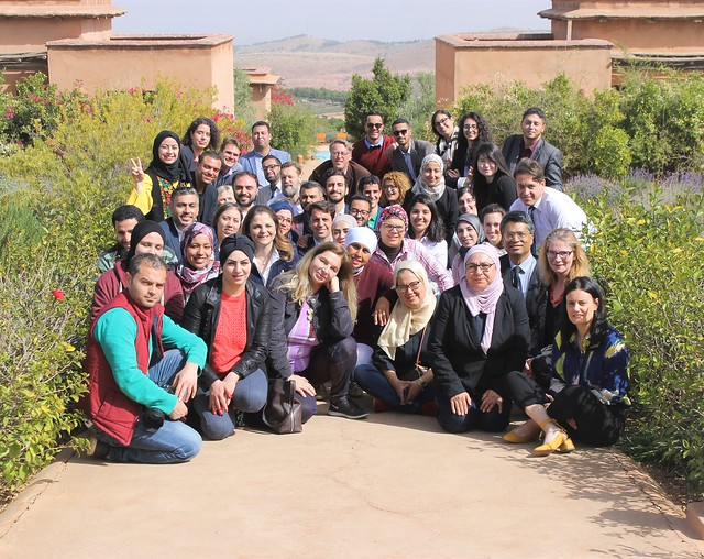 CMI World Water Day 2019 Regional Youth Workshop, 25-28 March 2018 (Marrakesh, Morocco)