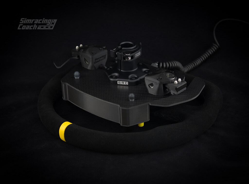 Sim Racing Coach GT1 Pro Wheel 3