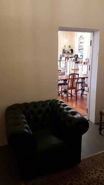 Mint (Left Bank) café safe nook