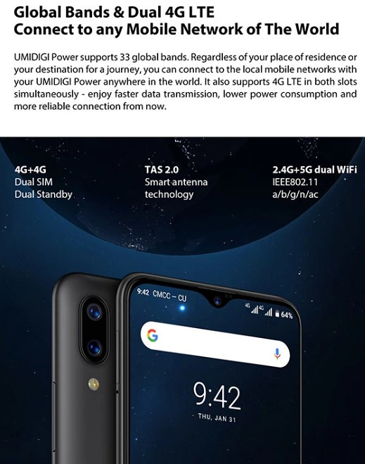 UMIDIGI Power (11)