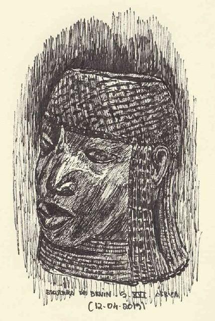 Escultura Africana
