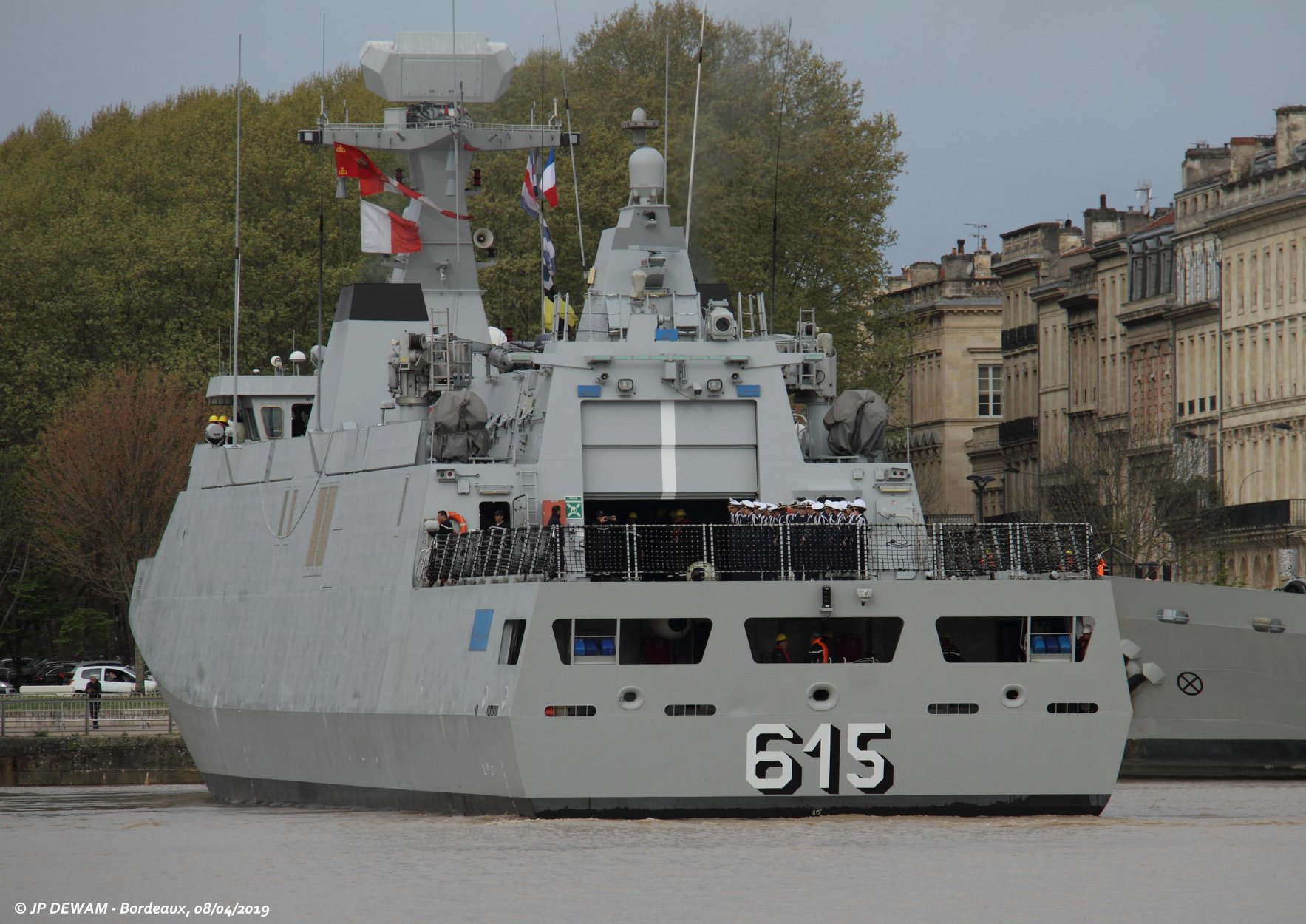 Royal Moroccan Navy Sigma class frigates / Frégates marocaines multimissions Sigma - Page 25 40633589943_d8a1feca57_o